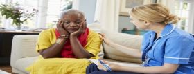 Dealing with challenging - Dementia